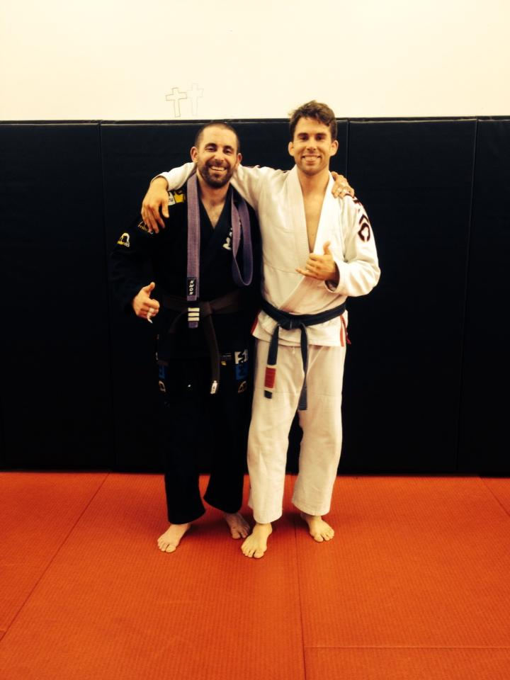 1 lesson for BJJ from a belt promotion (Don't chase rank